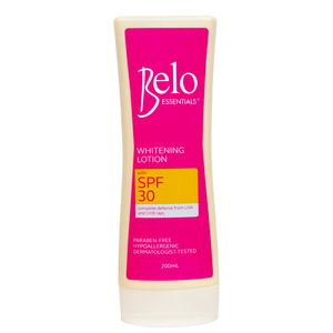 Belo Whitening Lotion With SPF 30 200ml