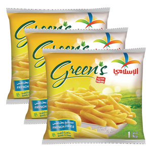 Al Islami French Fries 3 x 1kg