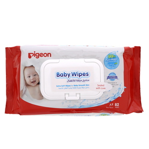 Pigeon Baby Wipes 82pcs