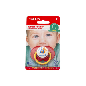 Pigeon Rubber Pacifier 1pc