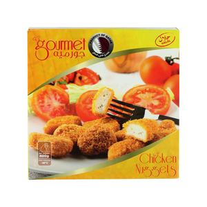 Gourmet Chicken Nuggets 400g