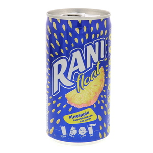 Rani Float Pineapple Fruit Drink 180ml