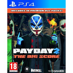 PS4 PayDay 2 The Big Score