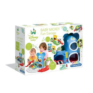 Clementoni Disney Baby Mickey Activity Fun Garage 17058