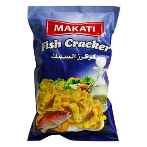 Makati Fish Cracker 100g