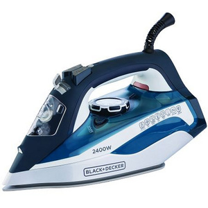 Black+Decker Steam Iron X2150B5 2400W