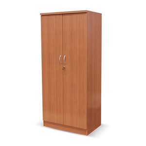 P.S.P Wardrobe 2-Doors LULU786 Beech Color