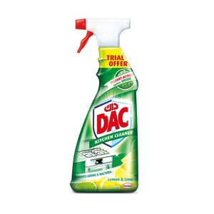 Dac Kitchen Cleaner Lemon & Lime 500ml