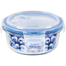 JCJ Double Lock Glass Container 780ml