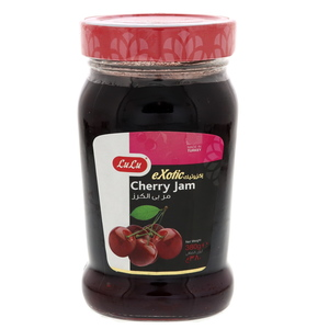 Lulu Exotic Cherry Jam 380g