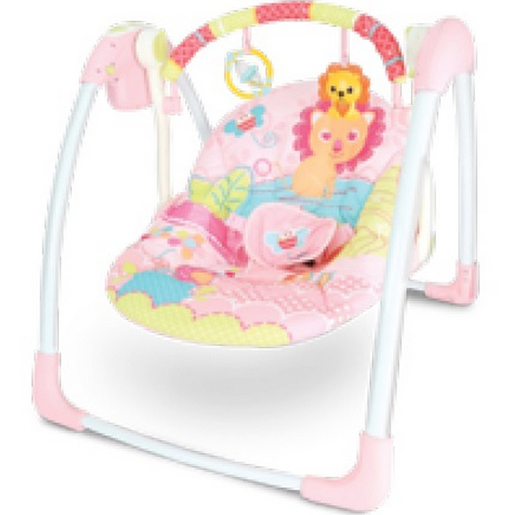 First Step Baby Bouncer 6519 (Color may vary)