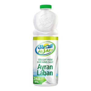 Al Safi Fresh Laban Full Fat 360ml