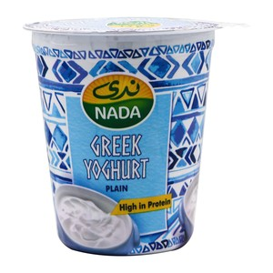 Nada Greek Yoghurt Plain 360g