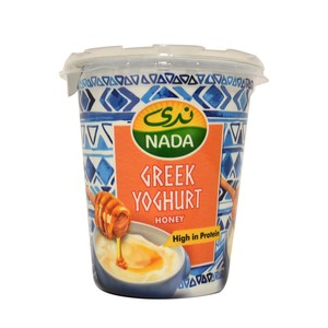 Nada Greek Yoghurt Honey 360g