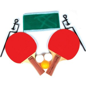 Sports Champion Table Tennis Raket Set  AT-113 Assorted