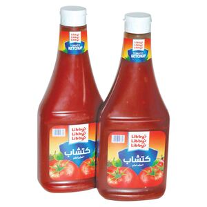 Libby's Tomato Ketchup 2 x 760g