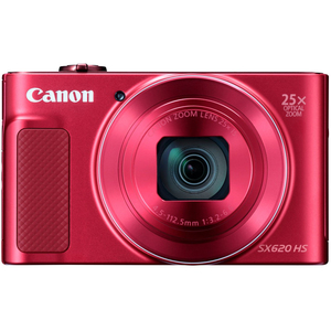 Canon Digital Camera SX620HS 20.2MP Red