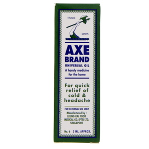 Axe Oil 3ml