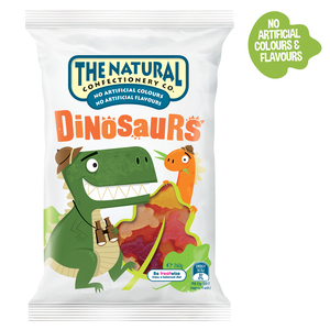 The Natural Confectionery Co. Dinosaurs Jelly Candy 240g
