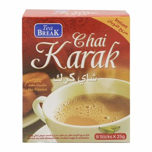 Tea Break Chai Karak Cardamom 25g