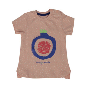 Reo Infant Girls Knit Top B7IG001A 6-24M