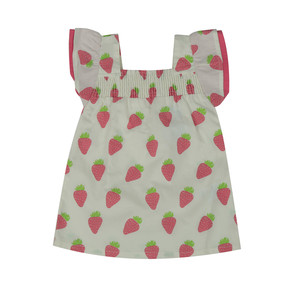 Reo Infant Girls Woven Top B7IG005D 6-24M