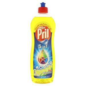Pril Dish Wash Liquid Lemon 1Litre
