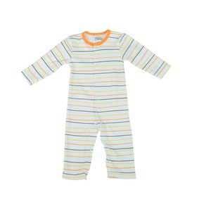 Reo Newborn Boys Short 3/4 sleeve Sleepsuit B7NB103 0-18M