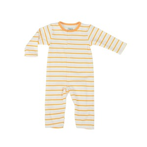 Reo Newborn Girls 3/4 Slv SleepSuit B7NG135 0-18M