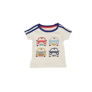 Reo Infant Boys Round-Neck Short Sleeve T-Shirt  B7IB034 6-24M