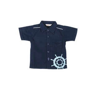 Reo Infant Boys Short Sleeve Shirt B7IB100A 6-24M