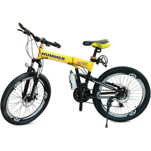 Hummer Bicycle 24inch HUM-24 (Assorted, Color Vary)