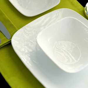 Corelle Dinner Set Cherish Square Boutique 18pcs