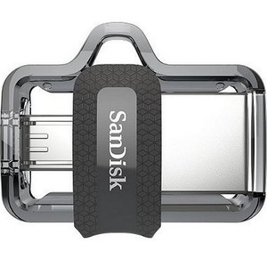 SanDisk Dual Flash Drive SDDD3G46 128GB