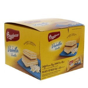 Bauducco Vanilla Filling Wafer 30g