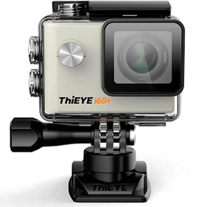 ThiEye 4K WiFi Action Camera i60+ Silver
