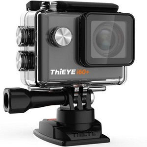 ThiEye 4K WiFi Action Camera i60+ Black