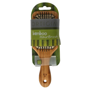 Cortigiani Bamboo Hair Brush CHB-03