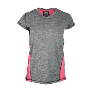 Reo Women's Active T-Shirt  B7W612 Multi