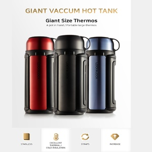Lock & Lock Flask Giant 1500ml 1412PG Assorted Colors