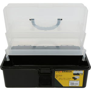 Powerman Tool Box 9inch MJ-10225