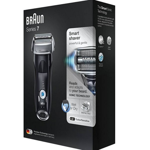Braun Series 7 Wet and Dry Shaver 7840S