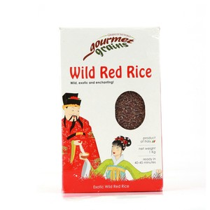 Gourmet Grains Wild Red Rice 1kg
