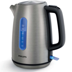 Philips Stainless Steel Kettle HD9357/12 1.7Ltr