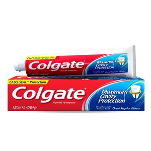 Colgate Maximum Cavity Protection Toothpaste 120ml