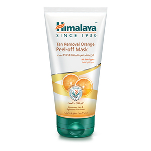 Himalaya Peel Off Mask Tan Removal Orange 150ml