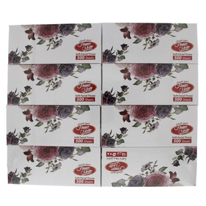 Home Mate Facial Tissue 500s