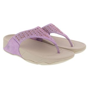 Fitflop Ladies Slipper Novy Dusty Lilac