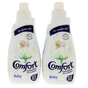 Comfort Baby Concentrated Fabric Conditioner 1.5Litre x 2pcs