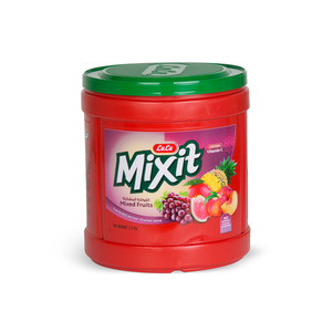 Lulu Mixed Fruits Flavoured Instant Powder Drink 2.5kg
